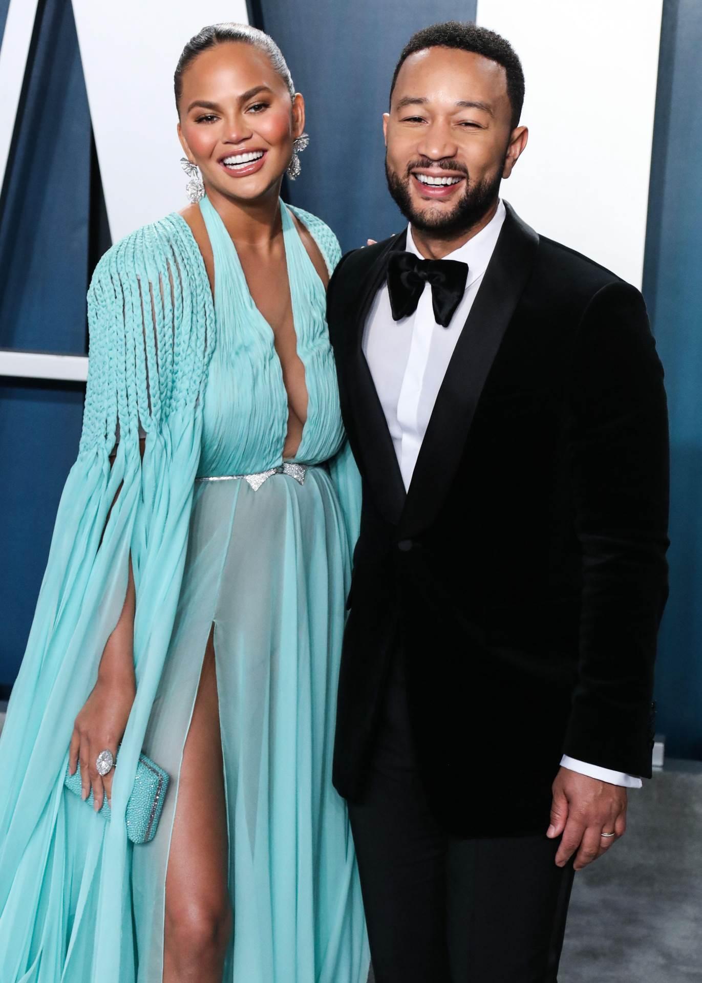 Chrissy Teigen i pjevač John Legend u braku su od 2013.
