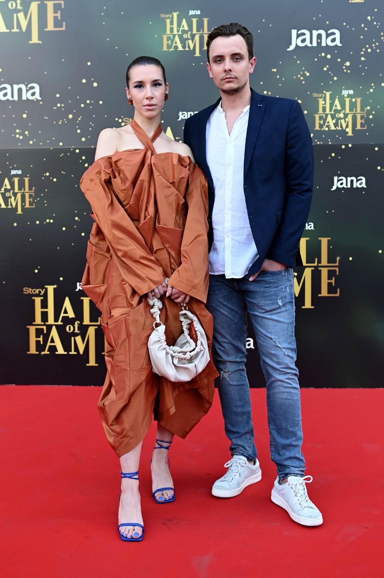 Nela Đinđić i Marko Kutlić