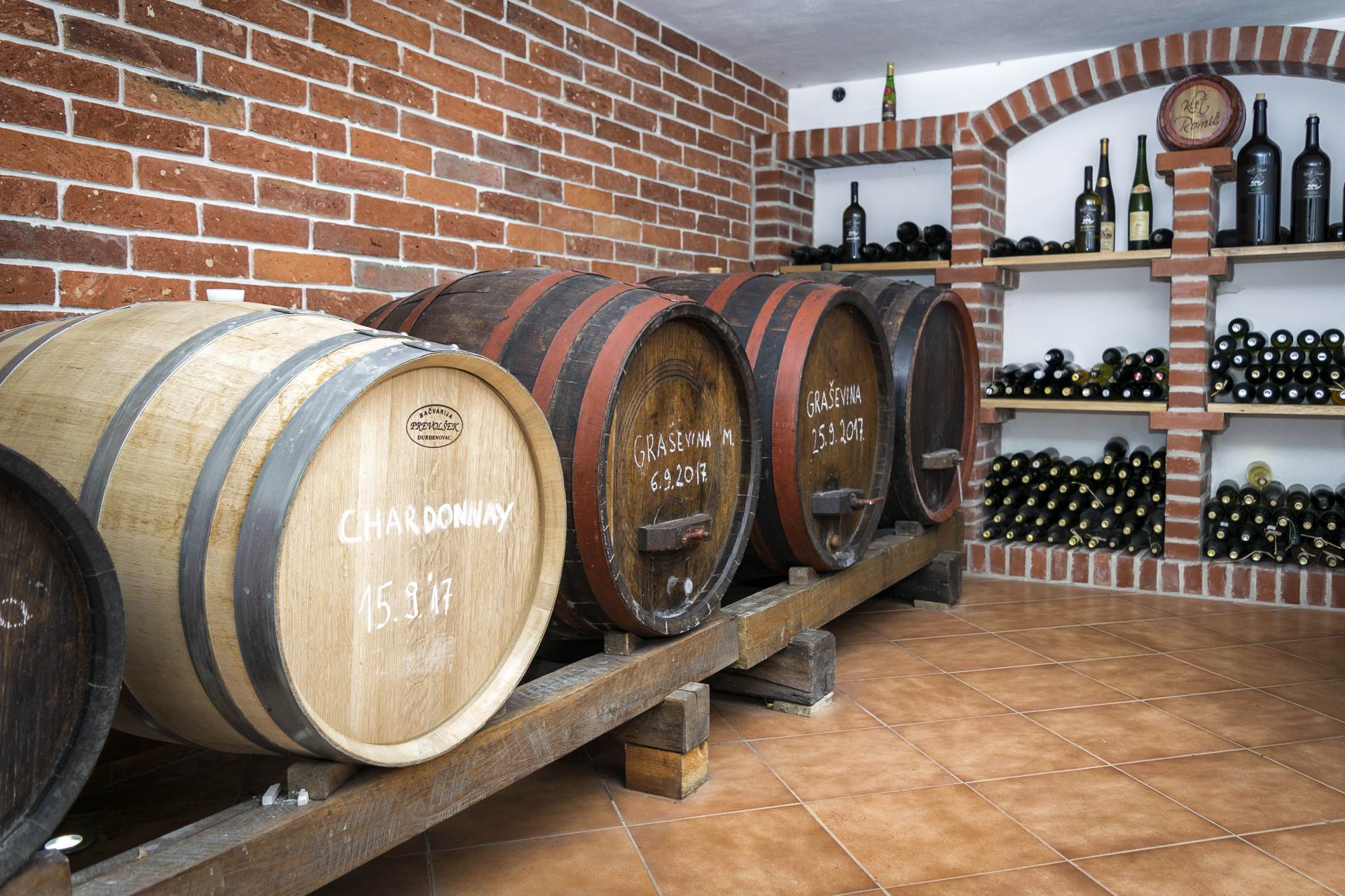 U Kleti Romić održavat će se ekskluzivne vinske radionice