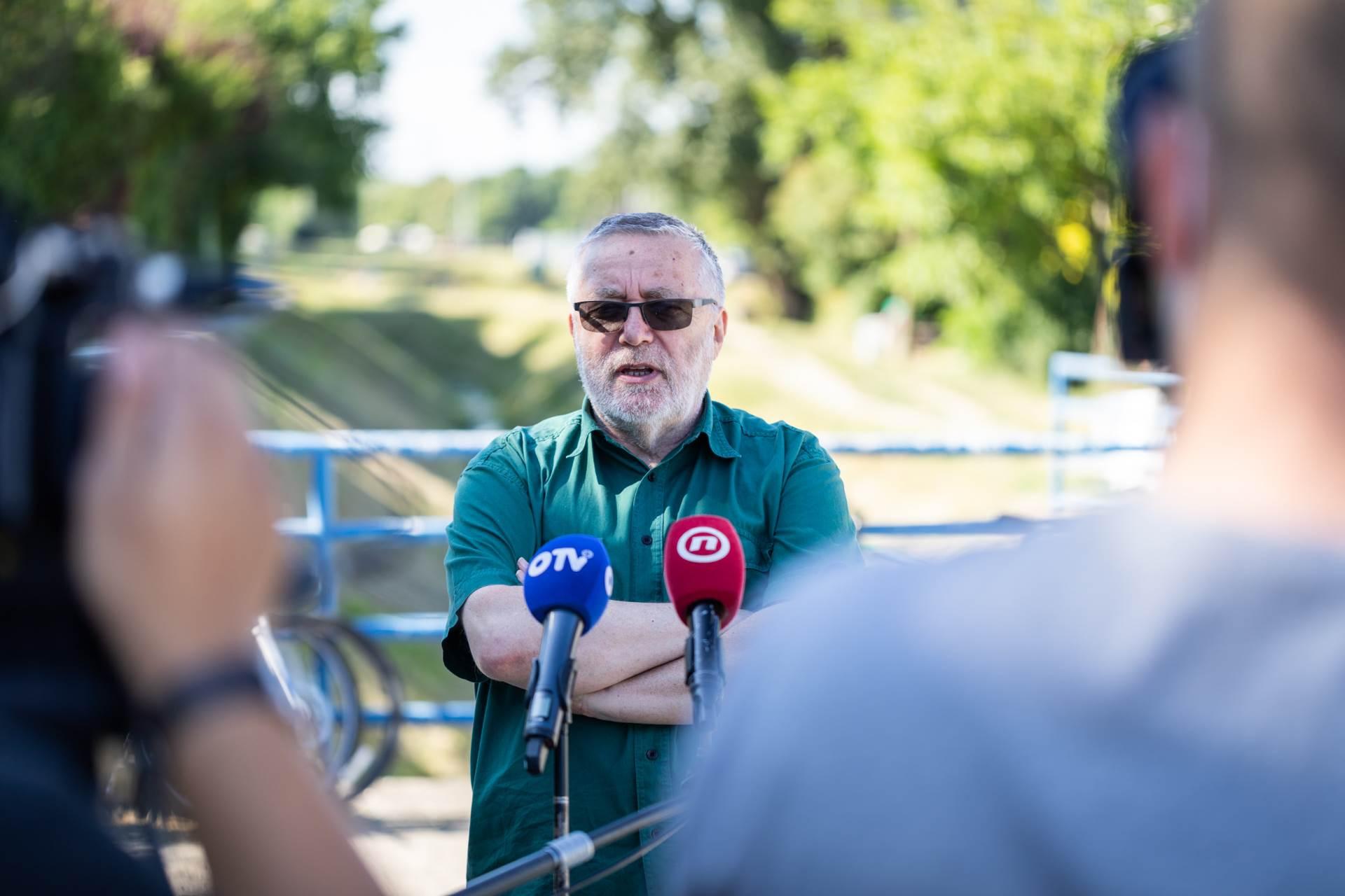 Hrvoje Prćić, glavni urednik National Geographic Hrvatska